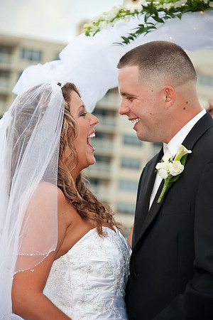Bethany & Kevin's wedding