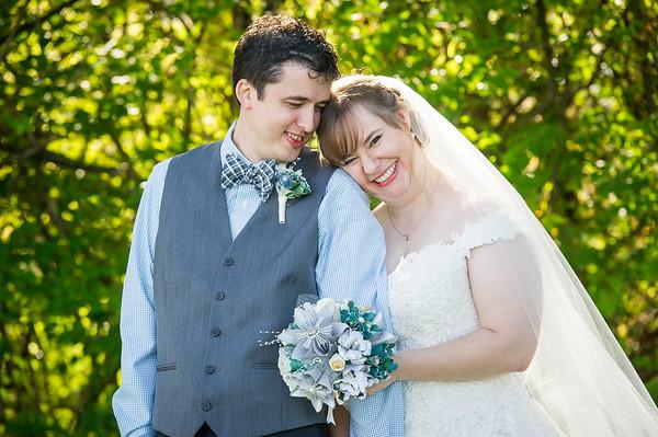 Kirsten & Stephen: Married