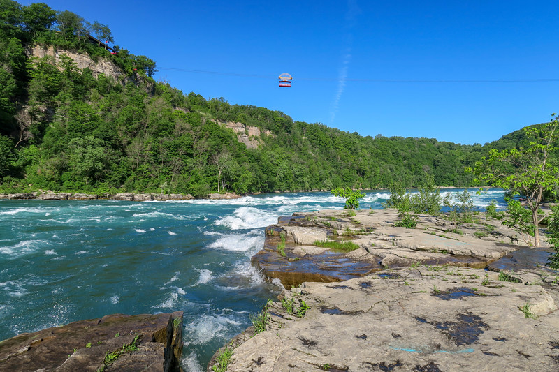 Niagara Gorge -- Devil's Hole-Whirlpool Rapids Loop, NY (6-25-18)