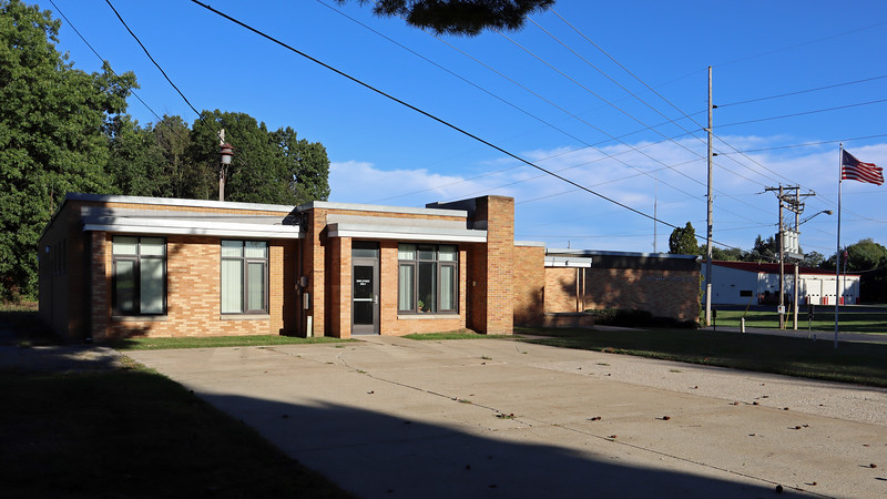 Buchanan Township Hall