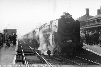LCGB Vectis Railtour 4-10-1964
