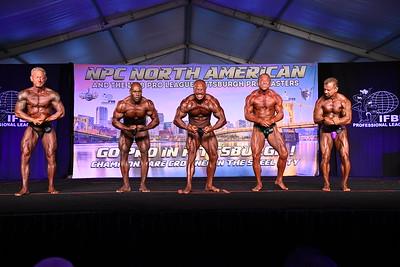 Men's BB 60+ Light Heavyweight