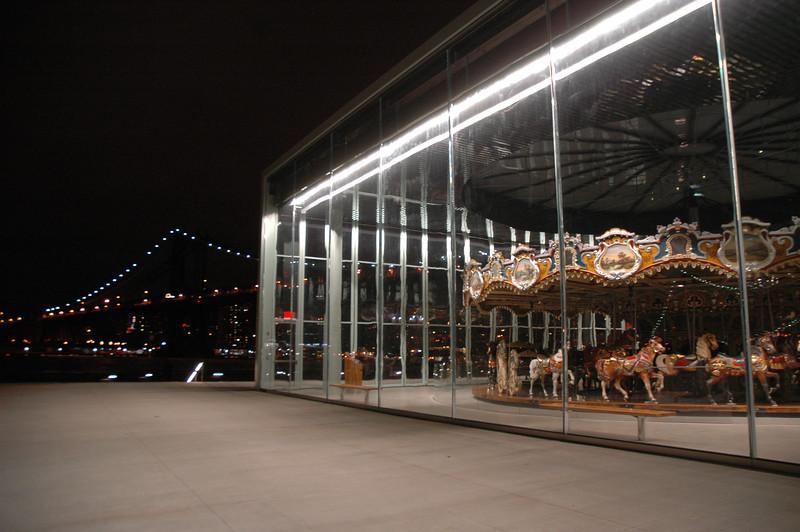 Jane's Carousel in Creator's Park