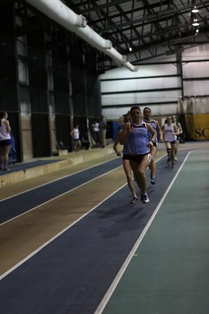 Women's 1600 Meter - 2013 LSSU Laker Open