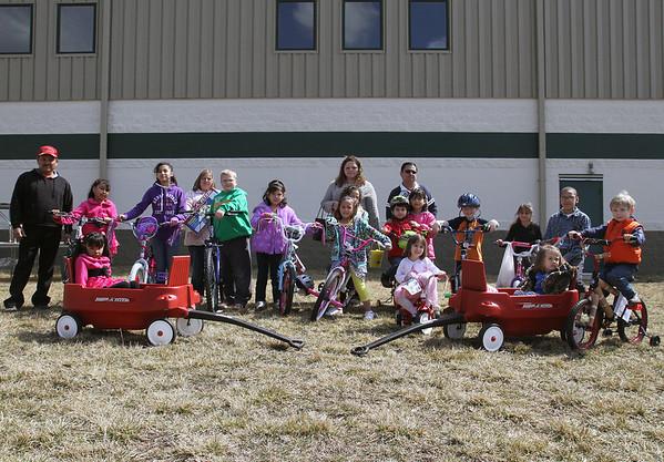 Grace Community Church Easter Egg Hunt