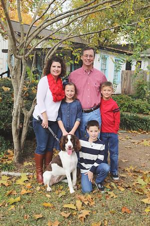 Moore Family Fall 2014