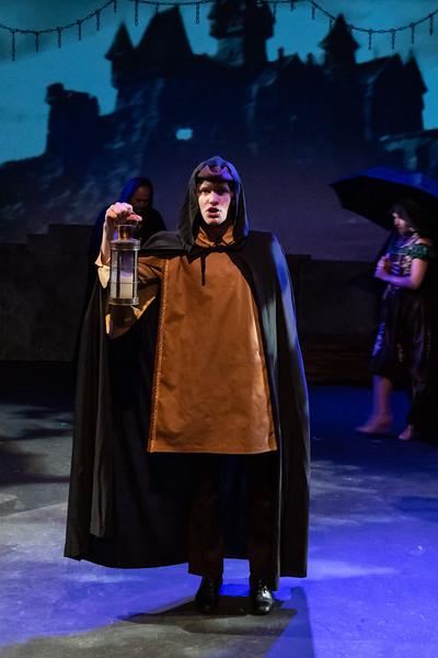 Young Frankenstein Act 1