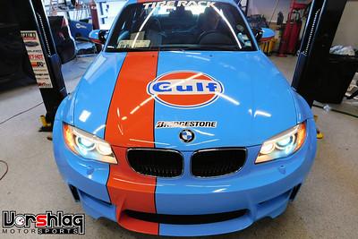 Kerry Emmert BMW 1M