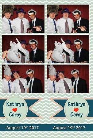 Kathryn & Corey  -  August 19, 2017