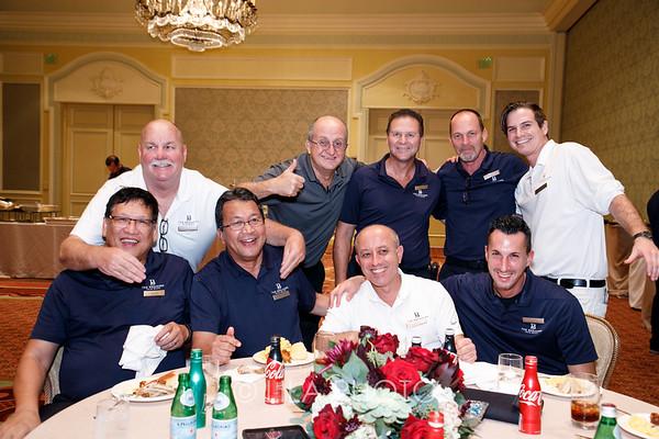 Team Meeting - August 2018