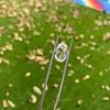 2.32ct Flat Oval Shape Diamond GIA J SI1 10