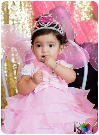 AALIYAH 1st Birthday