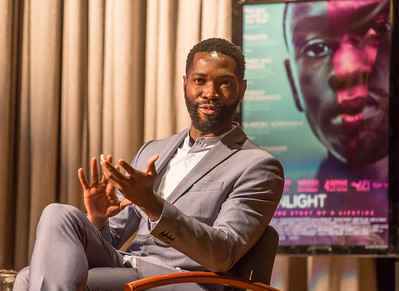 Screening & Q&A with Tarell McCraney & Dr. Julio Frenk - January 25, 2017