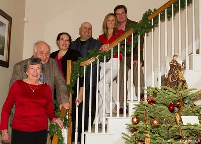 Mariani Family December 2012