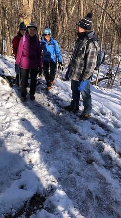 January 29 Wednesday Hike