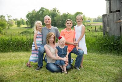 Brenda and Family 2016