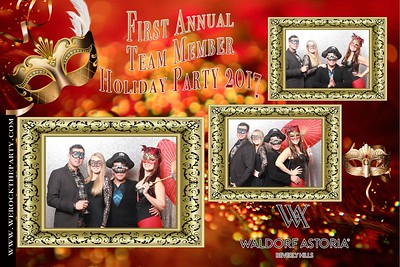 121917- Waldorf Astoria Holiday Masquerade Party