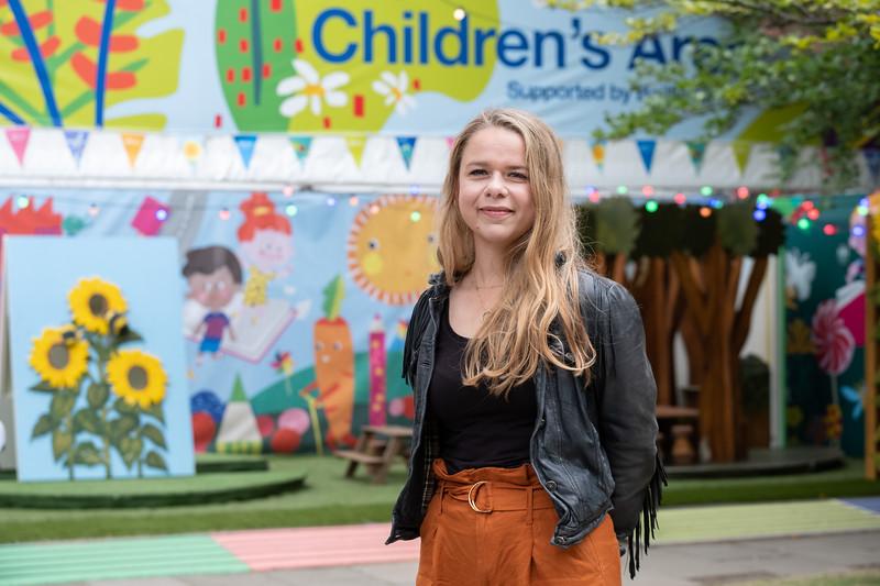 Rachel Fox, Children & Schools Programme Director, Edinburgh International Book Festival