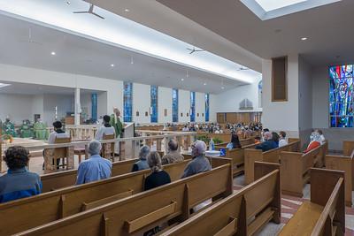 2021 Multicultural Cursillo Mass (St. Jerome Church, New Britain)