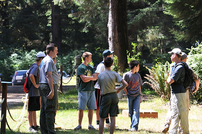 Scout Camp Baker - 2011