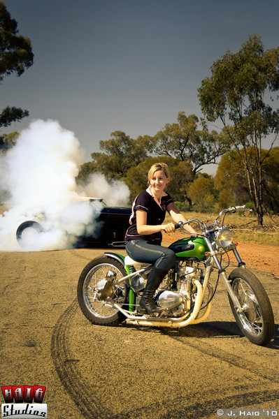 Roadster Shoot - Narrandera
