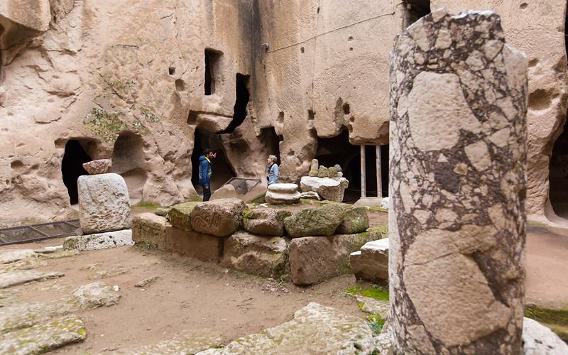 gümüsler monastery