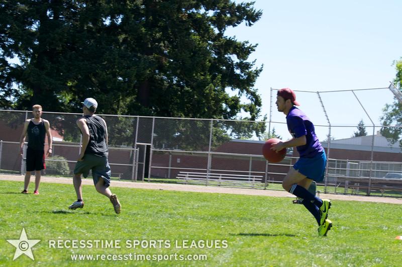 Recesstime Sports Leagues Portland Kickball Spring 2013 Dodgeball Bowling Ping Pong Mushball - 140