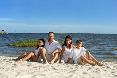 Gentry Family (Biloxi, June 2011)