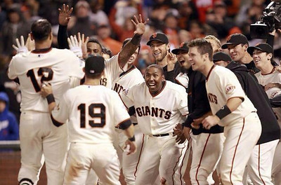 San Francisco Giants 2013