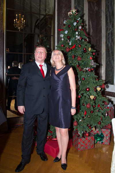 Christmas Celebration at Romanian American Business Council (RABC), New York - December 8, 2016