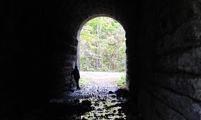 Bruce Trail Hike #3: The Screaming Tunnel