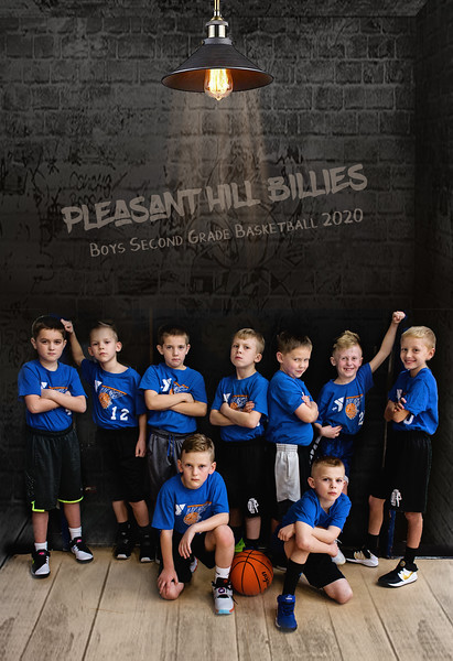 Pleasant Hill Billies Boys 2nd Grade