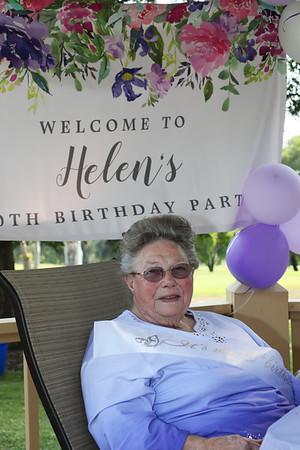 Helen's 90th Birthday Party