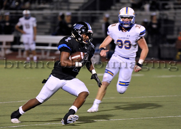 Lincoln-Way East Varsity v. Carl Sandburg : (Homecoming 2017)