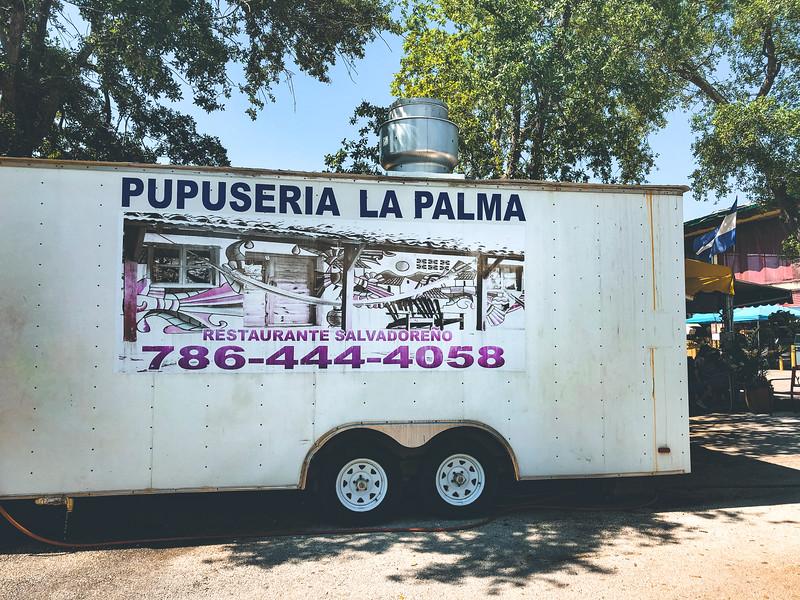 Pupuseria La Palma