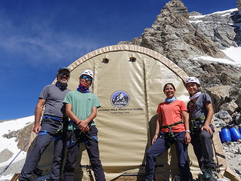 Mountaineering Miners