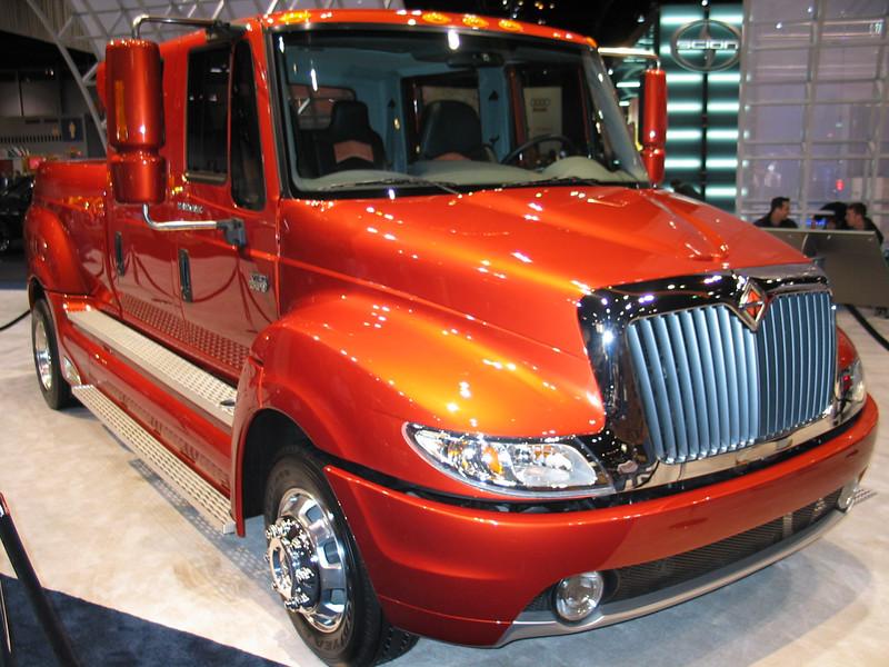 Concept International ProjectXT Truck