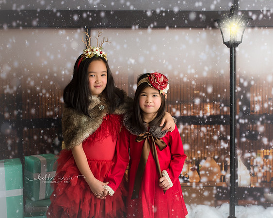 Zhou Sisters !