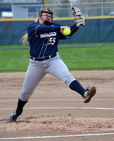 HS Sports - Divine Child at Allen Park Cabrini Softball 19