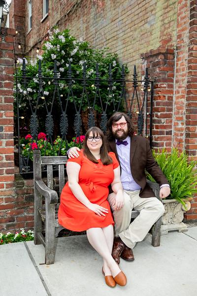 Julie and Ben Engagement