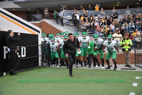 Mean Green @ Southern Miss