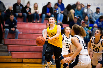Arcadia Valley vs North County Women's High School Basketball