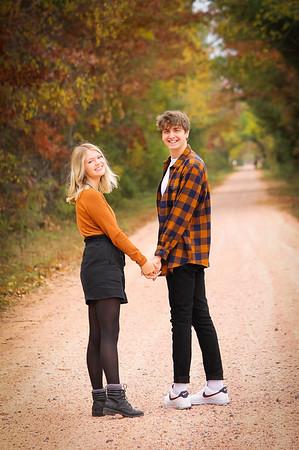 Courtney + Ayden = HS Sweethearts