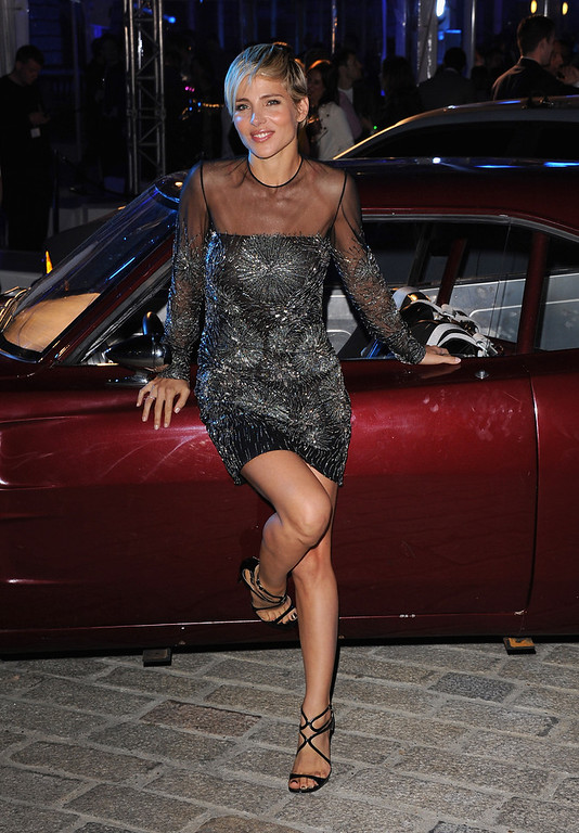 """. Actress Elsa Pataky attends the \""""Fast & Furious 6\"""" World Premiere after party at Somerset House on May 7, 2013 in London, England.  (Photo by Stuart C. Wilson/Getty Images for Universal Pictures)"""