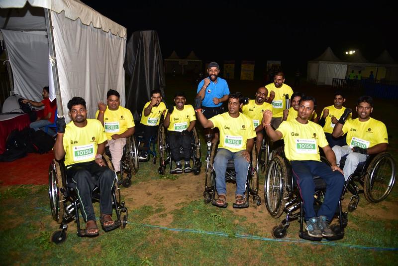 Kotak Wheelchair Marathon 2018-album2