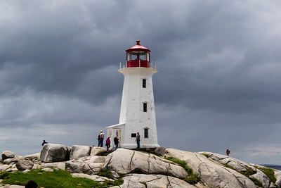 Peggy's Cove Hi Res People