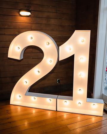 Ceecee's 21st