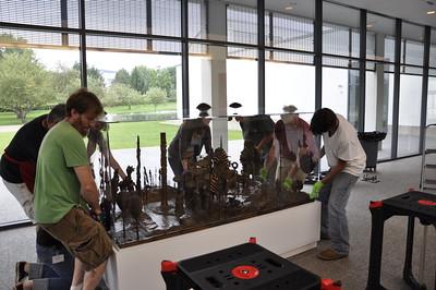 2011 Lionni Imaginary Garden - Installation