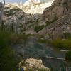 Gorgeous Horse Creek with Matterhorn above.