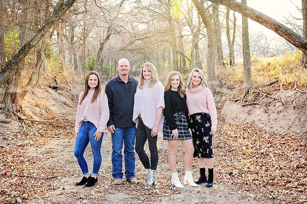 Blount Family 2019